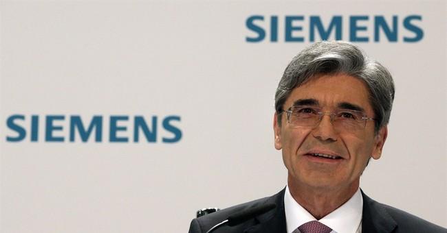 Siemens CEO shakes up company to raise profits
