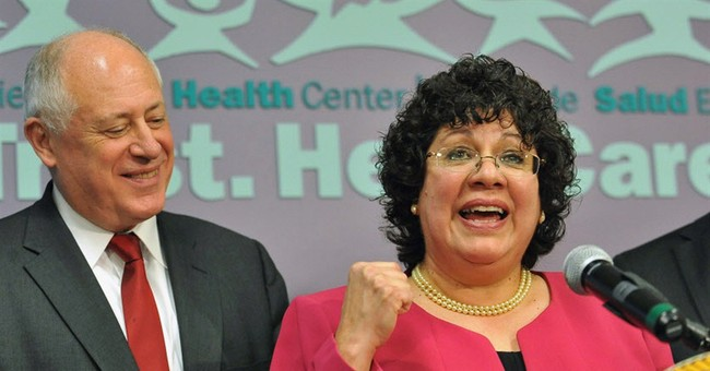 'Face of the campaign' mired in health law snags