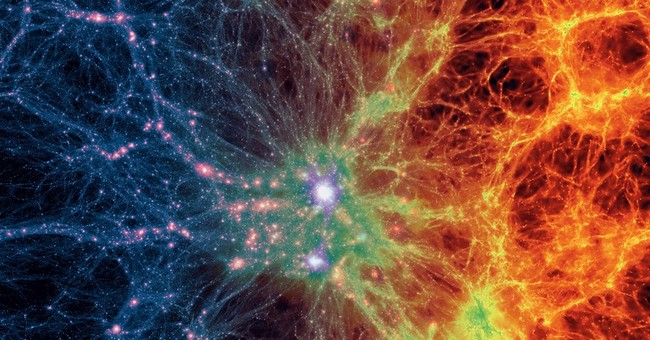 Virtual world tops cosmic charts for scale, rigor