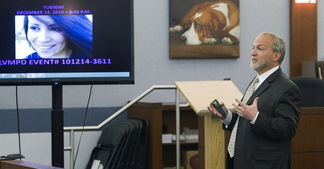 Jury hears about cement tub in dancer slaying case