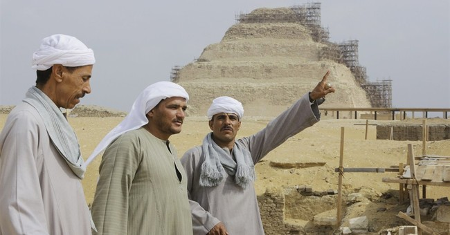 Tomb dating back to 1100 B.C. found in Egypt