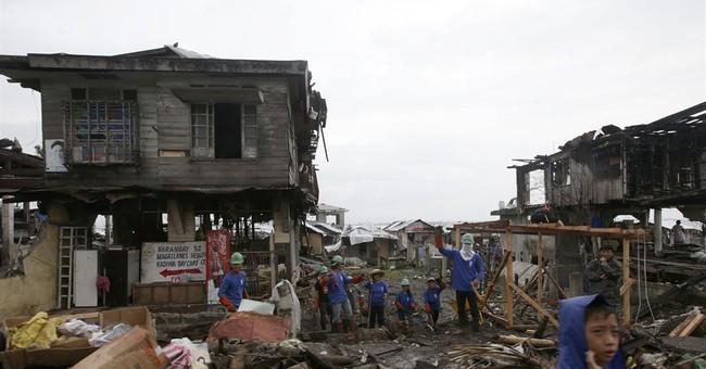 Survivors face tough future 6 months after Haiyan