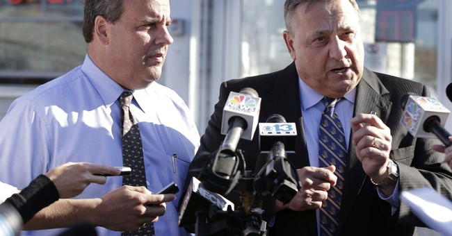 NJ gov tries to revive national ambitions in Maine