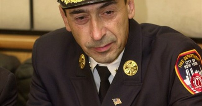 Ex-fire chief new NY fire department commissioner