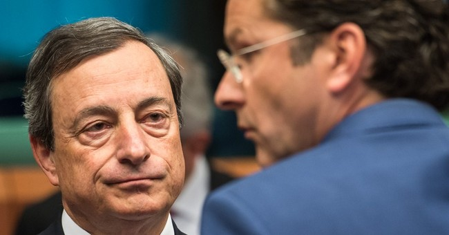European Central Bank hints at action in June