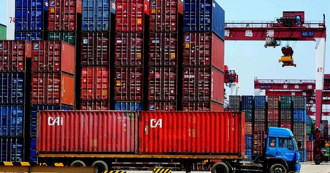 China trade improves in April but imports subdued