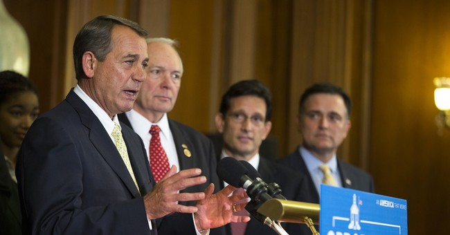 GOP split breaking down, tea party power wanes