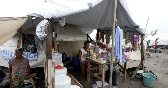 Survivors face tough future 6 months after Haiyan
