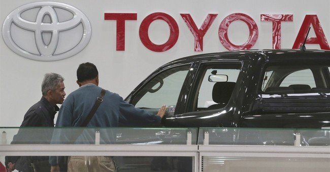 Toyota chalks up record profit, vehicle sales