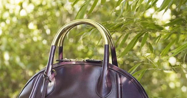 Ferragamo launches signature Fiamma bag