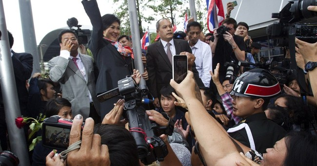 New leader, same impasse for troubled Thailand