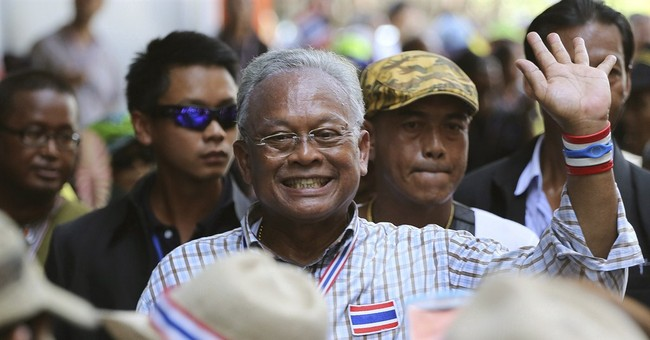Ousted Thai PM indicted over rice subsidy scheme