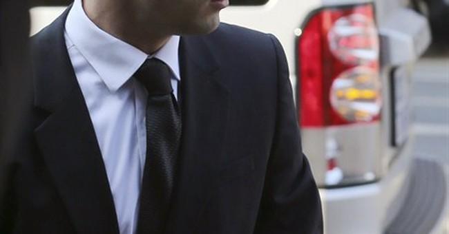 Pistorius ballistics expert focuses on arm wound