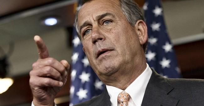 Boehner silent on GOP fund-raising citing Benghazi