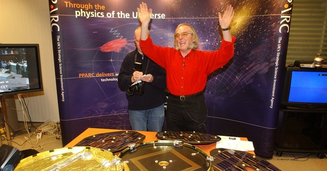 UK space scientist Colin Pillinger dies at 70
