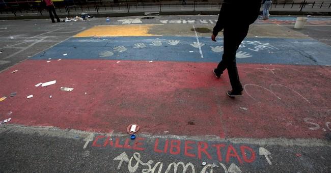 Venezuelans ask what now after protest camp raids