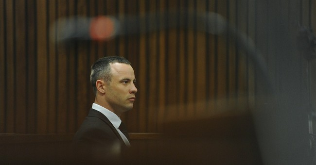 Pistorius ballistics expert focuses on arm wound