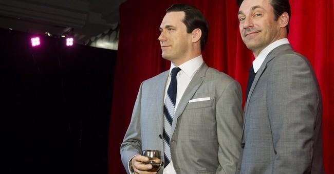 Hamm gets Don Draper wax figure at Madame Tussauds