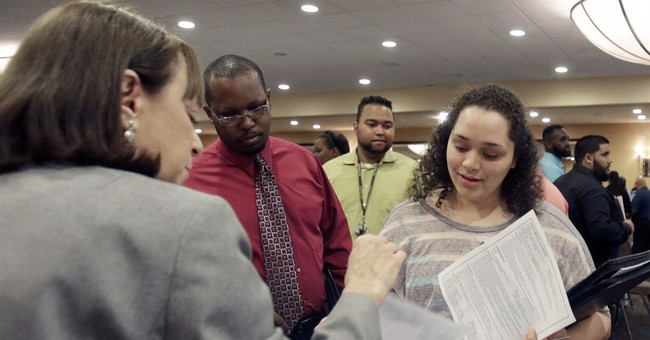 US job openings slip in March after strong gain
