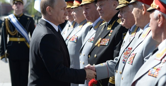 Russia marks Victory Day with massive parade
