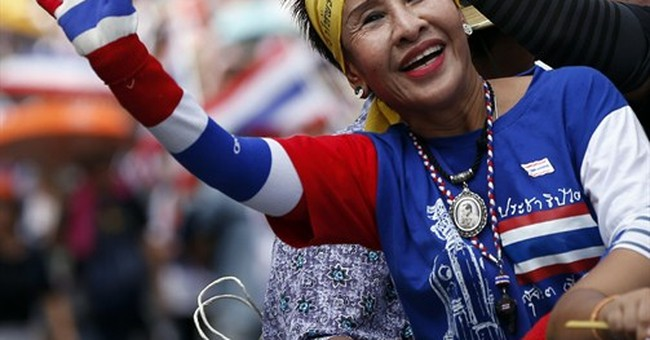 Thai protesters give ultimatum, intensify rallies