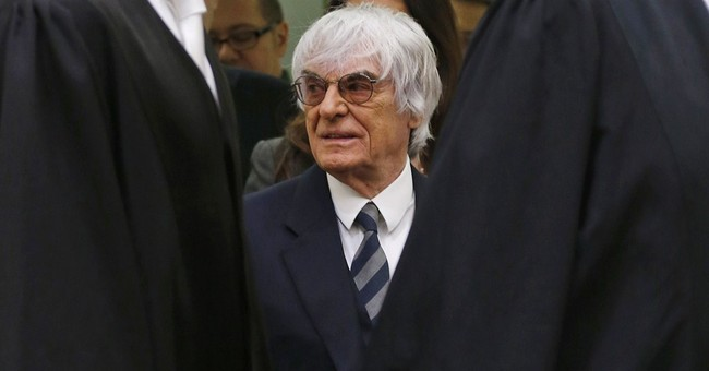 German banker testifies in Ecclestone bribery case