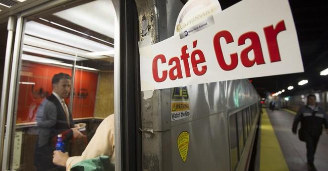 Bar cars make last run on NYC-area commuter trains