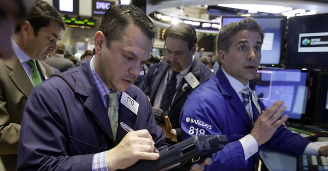 Stocks edge higher; Dow reaches another record