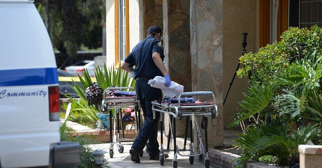 Man kills 3 members of California family, himself