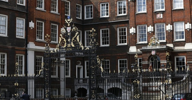 UK gay couples get right to combine coats of arms