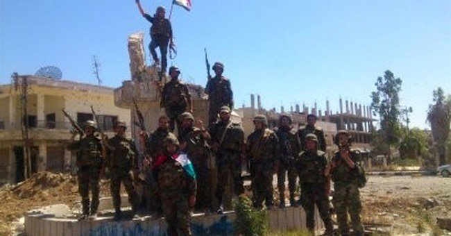 Analysis: How Syria's Assad seized momentum in war