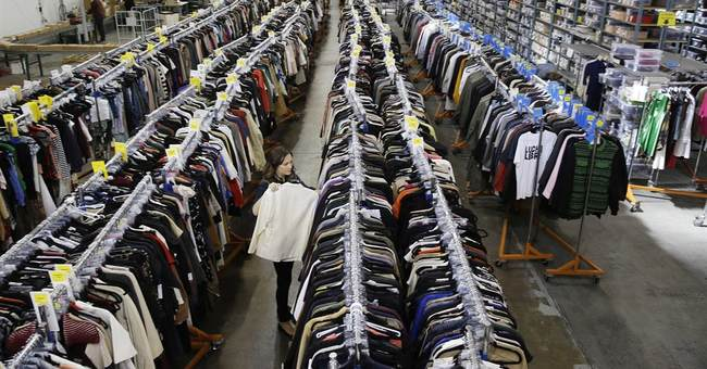 Resell jeans? Resale value goes beyond used cars