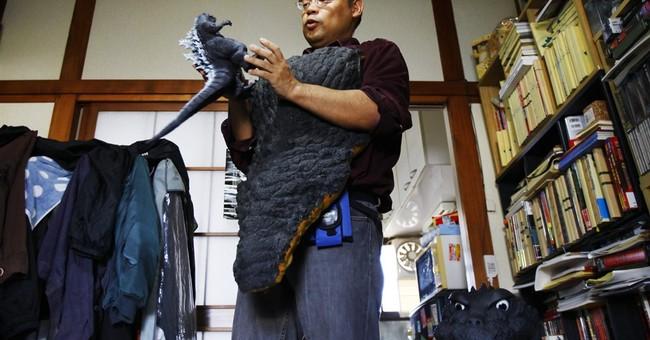 Loyal to zip-up Godzilla, Japan wary of US remake