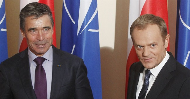NATO, facing assertive Russia, ponders what to do