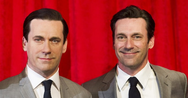 Hamm gets Don Draper wax figure at Madame Tussauds