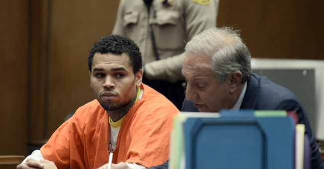 More jail for Chris Brown on probation violation