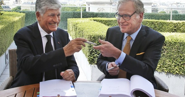 Omnicom, Publicis merger fell over 'equal' terms