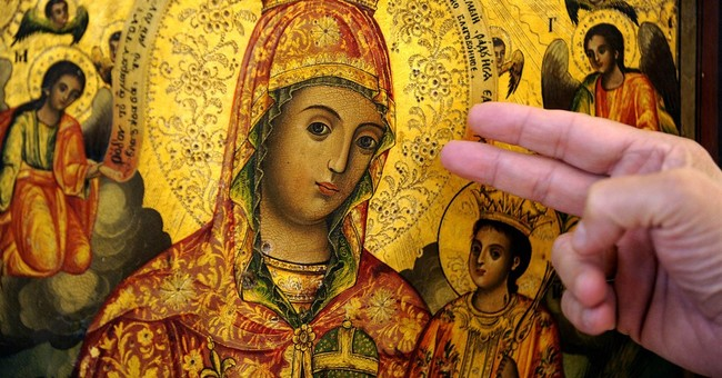 Macedonia prey to global racket in holy icon theft