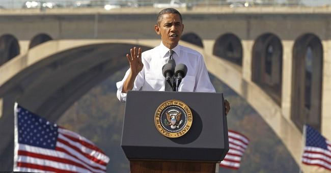 White House to focus on road, bridge repair