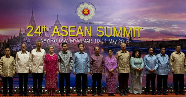 China tensions top ASEAN summit talks in Myanmar