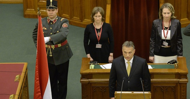 Hungary's lawmakers elect Viktor Orban to 3rd term
