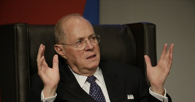 Same-sex marriage opponents invoke Justice Kennedy