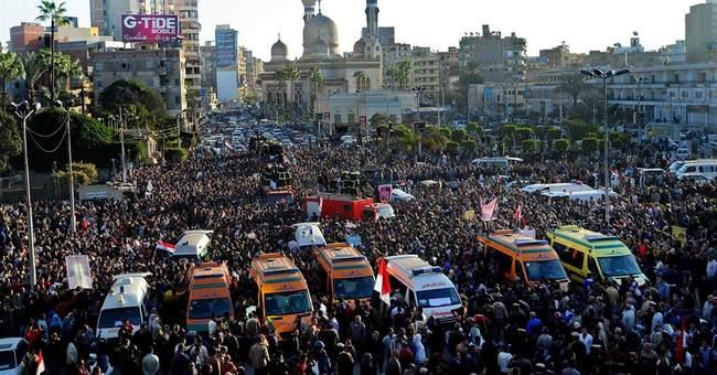 Egypt's el-Sissi promises progress in 2 years