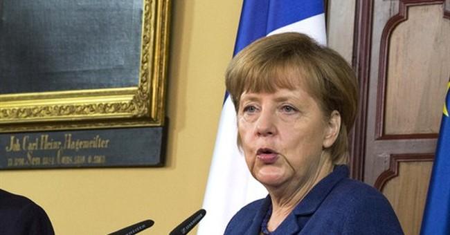 Merkel defends Germany's early retirement plans