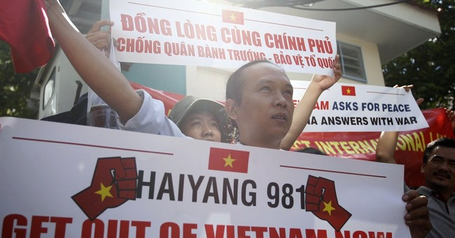 Looming street protests a test for Vietnam