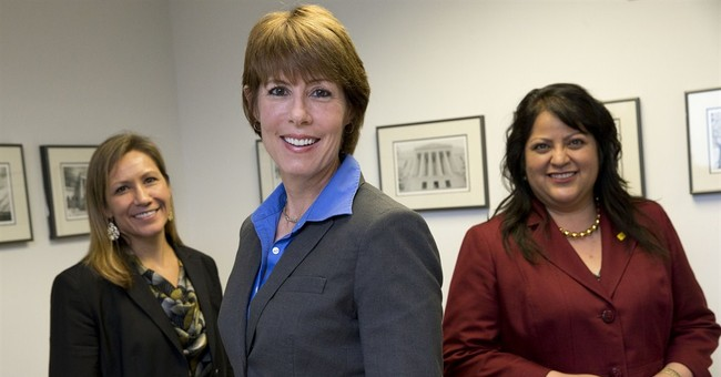 Female candidates boost Dems hopes in tough year