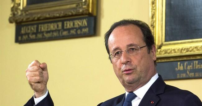 France's Hollande: awaiting Siemens' Alstom offer
