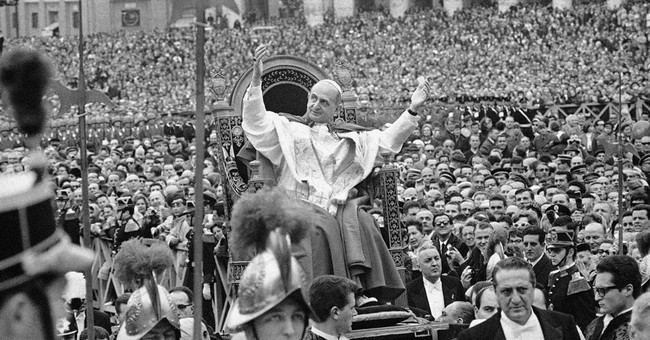 Pope OKs miracle for Paul VI in sainthood process