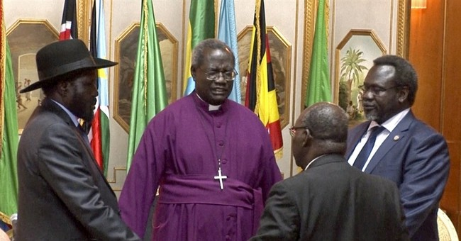 New fighting in South Sudan 2 days after ceasefire