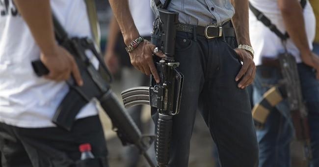 Mexico to transform anti-cartel vigilante forces